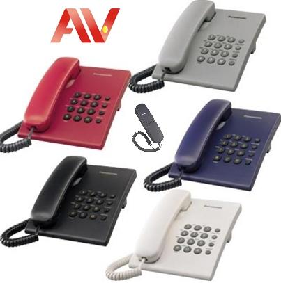 Bảng giá điện thoại để bàn - Panasocnic KX-TS500 - điện thoại treo tường - UNIDEN AS-7101