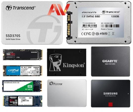 Bảng giá ổ cứng gắn trong SSD - ổ cứng SSD