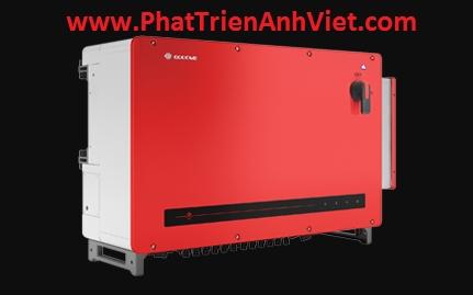 Biến tần Inverter Goodwe 120kw HT Series