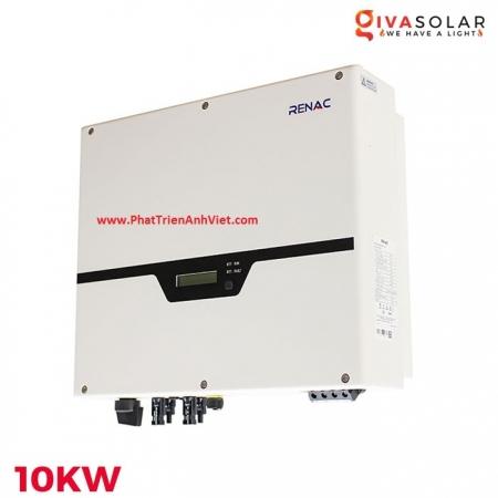Biến tần Inverter hòa lưới 3 pha RENAC 10KW (NAC10K-DT)