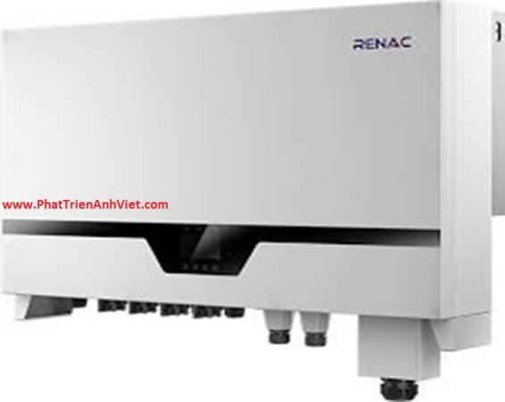 Biến tần inverter RENAC hàng nhập khẩu chính hãng CO CQ đầy đủ