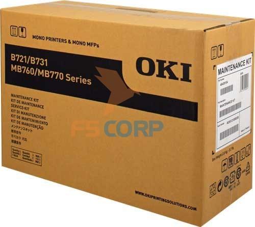 Bộ Maintenance kit cho máy in OKI B721 B731