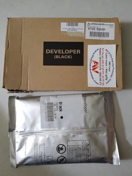 Bộ từ máy photocopy màu Developer 675K85030 Fuji Xerox màu 7525/7530/7535/7545/7556/7830i/7835i/7845/7855 hàng chính hãng