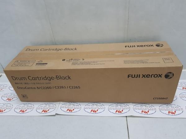Cụm trống Fuji Xerox Docucentre-IV C2260 C2263 C2265 Black Drum Cartridge CT350947 R1 R2 R3 R4
