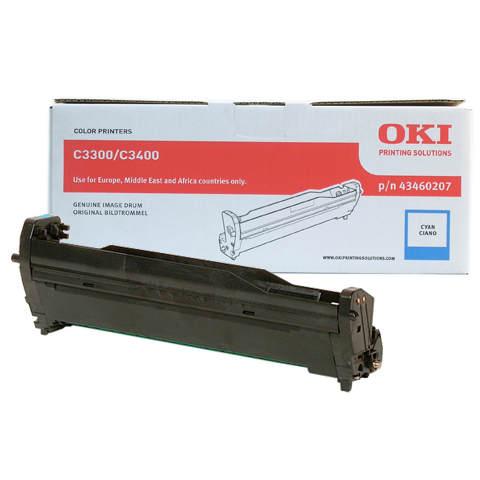 Drum laser màu Oki C3600 Cyan