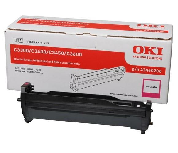 Drum laser màu Oki C3600 Magenta
