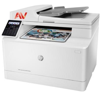 HP Color Laserjet Pro MFP M183fw máy in Laser màu đa chức năng không dây HP Color LaserJet Pro MFP M183fw