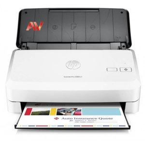 HP Scanjet Pro 2000 L2759A Scan HP 2000s2