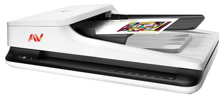 HP Scanjet Pro 2500 f1 L2747A Scan HP 2500F1