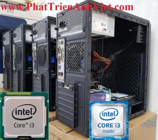 Intel Core i3 Bảng báo giá bộ máy vi tính để bàn Intel Core i3