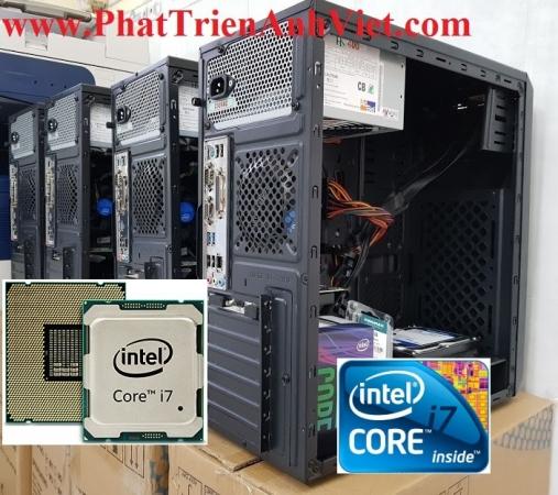 Intel Core i7 Bảng báo giá bộ máy vi tính để bàn Intel Core i7 chính hãng giá rẻ