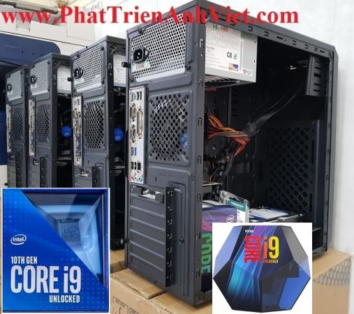 Intel Core i9 Bảng báo giá bộ máy vi tính để bàn Intel Core i9 chính hãng giá rẻ
