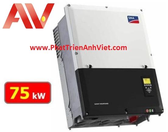 Inverter hòa lưới SMA 75KW