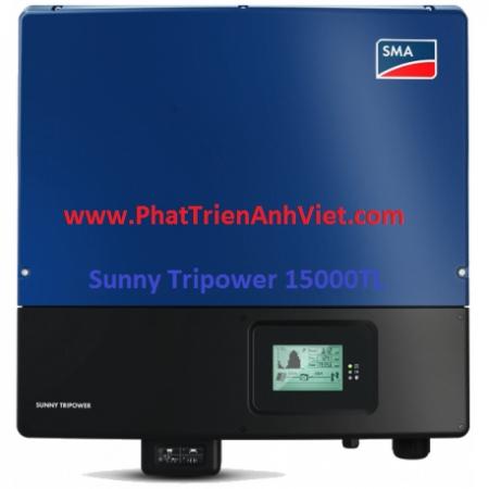 Inverter SMA hòa lưới điện Sunny Tripower 15000TL