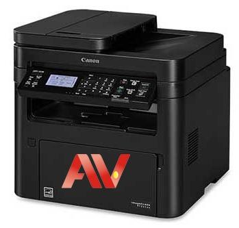 Máy in Canon imageCLASS MF264DW, A4 đen trắng, Đa chức năng, In hai mặt tự động, khay ADF, USB, Wifi, Ethernet