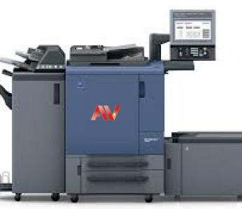 Máy in công nghiệp Konica Minolta pro C6501 C6500