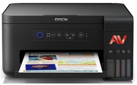 Máy In Đa Năng Epson L4150 (Epson L-4150 L 4150 In, Scan, Copy, Wifi)