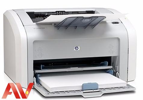 Máy in HP 1020 cũ-máy in cũ giá rẻ - HP1020 - HP LaserJet 1020 khổ A4 in laser trắng đen