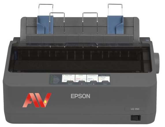 Máy in kim EPSON LQ-350 LQ350 LQ 350 máy in hóa đơn A4 4 Liên