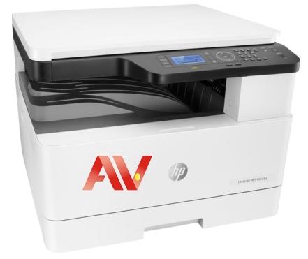 Máy in Laser HP LaserJet Pro MFP M433A ePrint (1VR14A)