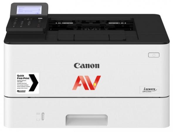 Máy in Laser không dây Canon LBP223dw khổ giấy A4