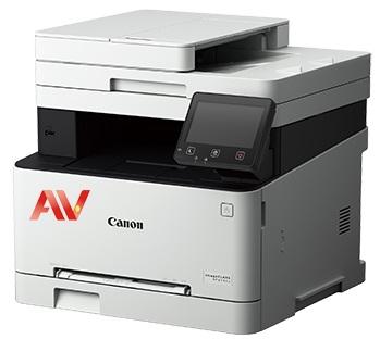 Máy in Laser màu đa chức năng CANON MF645Cx Canon MF645Cx ( In laser màu 2 mặt, in mạng + Wifi - Scan- Copy-Fax) thay 635cx)