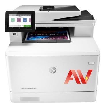 Máy in Laser màu đa chức năng không dây HP Color LaserJet Pro MFP M479fnw