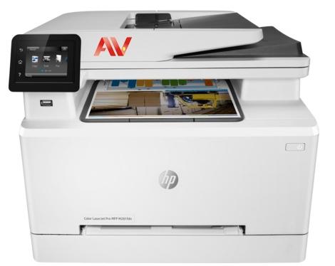 Máy in Laser màu HP Color LaserJet Pro MFP M281FDN (T6B81A)