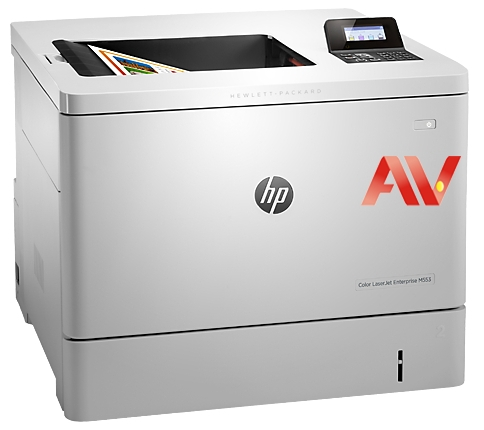 Máy in Laser màu HP LaserJet Enterprise Color M553DN (B5L25A) khổ giấy A4 tốc độ cao