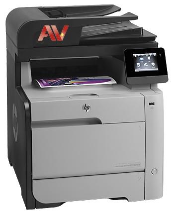 Máy in laser màu khổ giấy A4 HP Color LaserJet Pro MFP M476nw giá rẻ