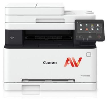 Máy in Laser màu không dây đa chức năng Canon MF633Cdw in wifi 2 mặt tự động