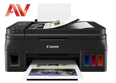 Máy in phun màu CANON G1010 - khổ giấy A4