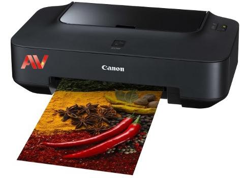 Máy in phun màu Canon PIXMA iP2770 in màu khổ A4 giá rẻ