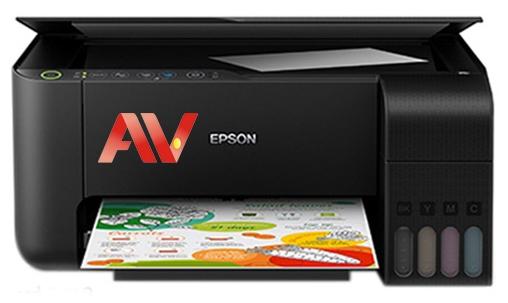 Máy in phun màu đa năng Epson L3150 (L-3150 Print/ Copy/ Scan/Wifi L 3150)