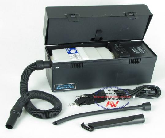 Máy làm sạch hộp mực Omega Supreme, 230V (VACOMEGAS220F) máy hút bụi mực Atrix OMEGA SUPREME Plusch Chính hãng chuyên nghiệp