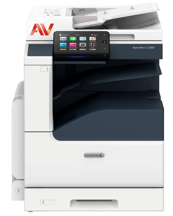 Máy màu Fuji Xerox ApeosPort® C2560 / C2060