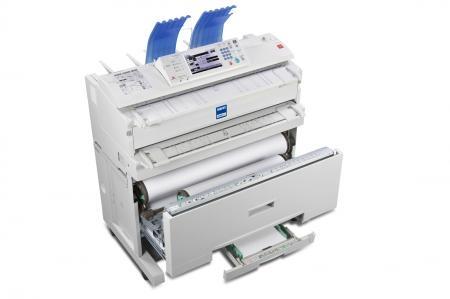 Máy Photocopy A0 Ricoh W2400