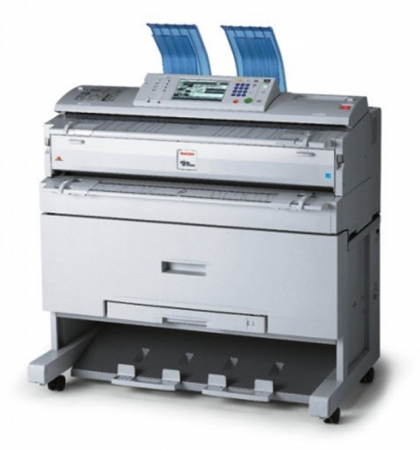 Máy Photocopy A0 Ricoh W3600