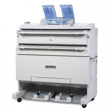 Máy Photocopy A0 Ricoh W3601