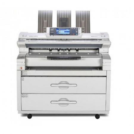 Máy Photocopy A0 Ricoh W7140