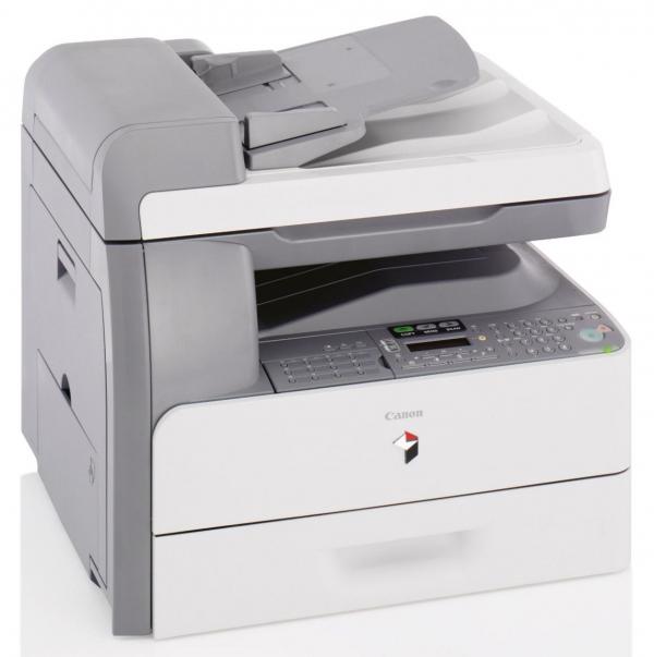 Máy Photocopy Canon iR-1024F, Copy trắng đen khổ A4