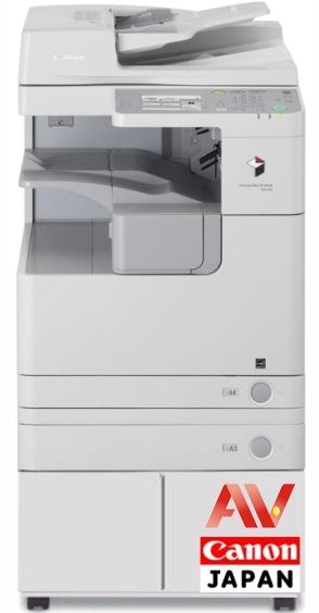 Máy photocopy Canon iR 2525W trọn bộ DADF-AB1