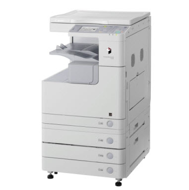 Máy photocopy Canon iR 2530W bao gồm DADF-AB1