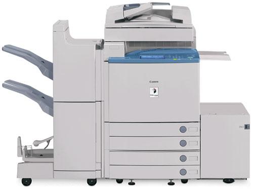 Máy Photocopy Canon iR-C5185i, Copy màu khổ A3