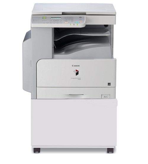 Máy Photocopy Canon iR1600, Copy trắng đen khổ A3