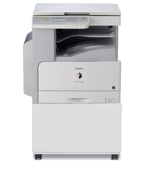 Máy Photocopy Canon iR2016J, Copy trắng đen khổ A3