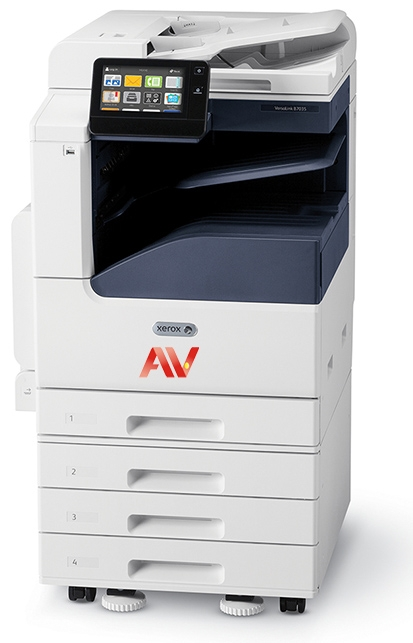 Máy photocopy đa chức năng Xerox VersaLink B7035/B7030/B7025 khổ giấy A3 A4