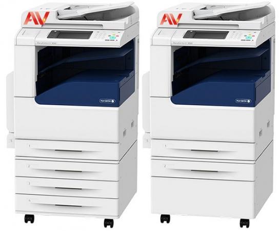 Máy photocopy đen trắng FUJI XEROX Docucentre-V3060 CPS chính hãng giá rẻ
