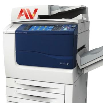 Máy photocopy đen trắng FUJI XEROX Docucentre-V6080 CP chính hãng giá rẻ