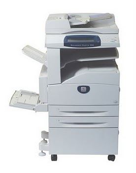 Máy Photocopy Fuji Xerox DocuCentre II 2055